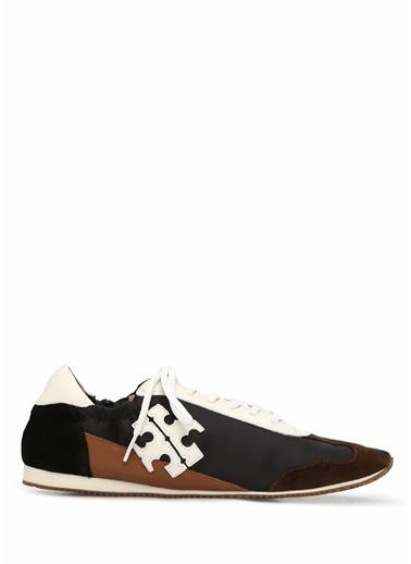 Tory Burch Tory Burch   Logolu Kadın Sneaker 101624035 Siyah